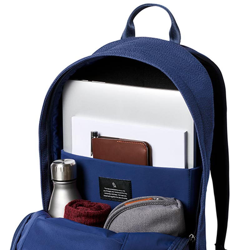 Shop Bellroy Bags Campus Backpack 16L Online - Ink Blue | Benny's Boardroom