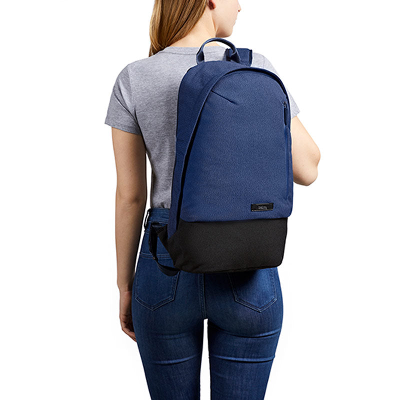 Buy Bellroy Bags Campus Backpack 16L Online - Ink Blue | Benny's Boardroom