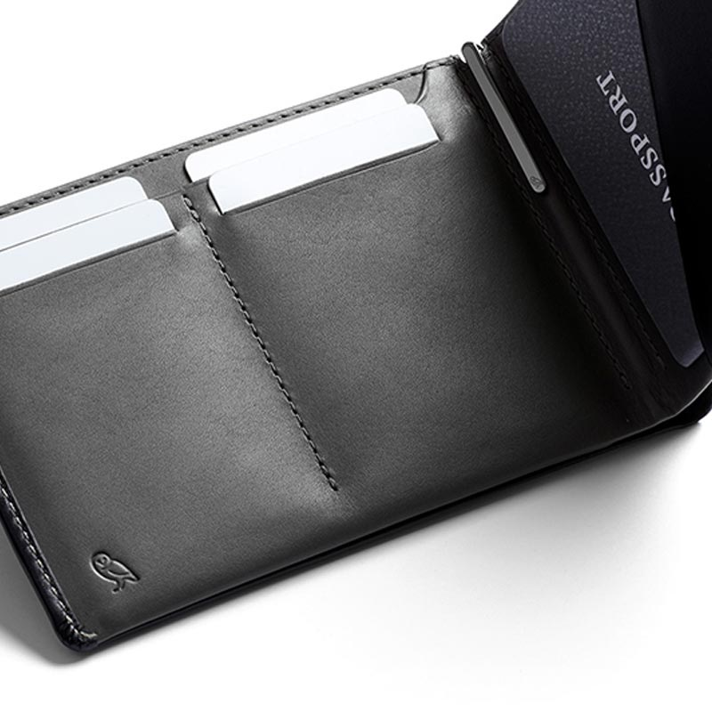 Buy Online Bellroy RFID Travel Wallet - Black