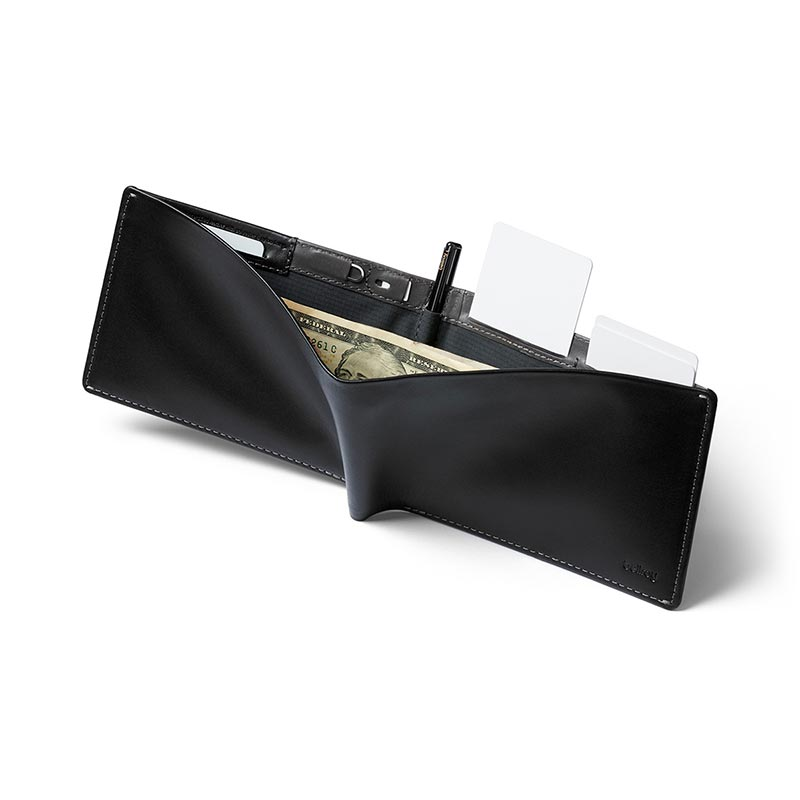 Shop Online Bellroy RFID Travel Wallet - Black