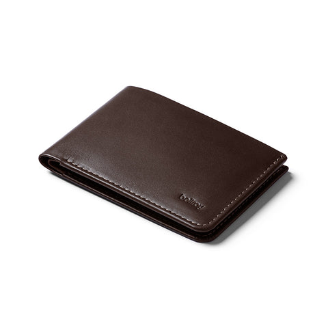 Shop Bellroy The Low Leather Wallet in Java Online at Benny's Boardroom