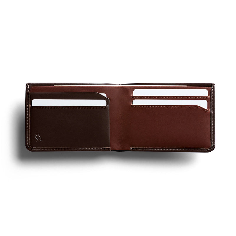 Buy Bellroy The Low Leather Wallet in Java Online at Benny's Boardroom