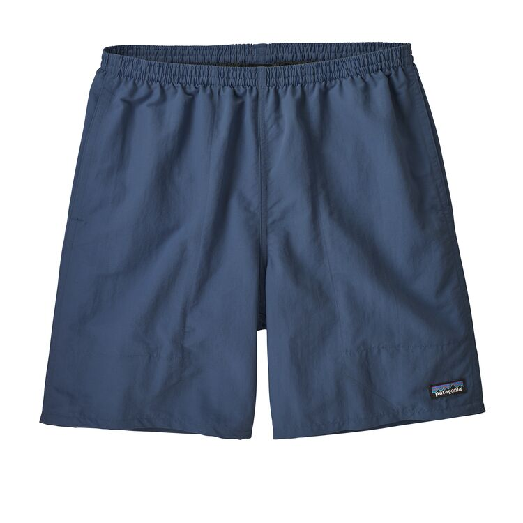 Shop Online Patagonia Men's Baggies Longs Shorts 7in - Stone Blue | Benny's Boardroom