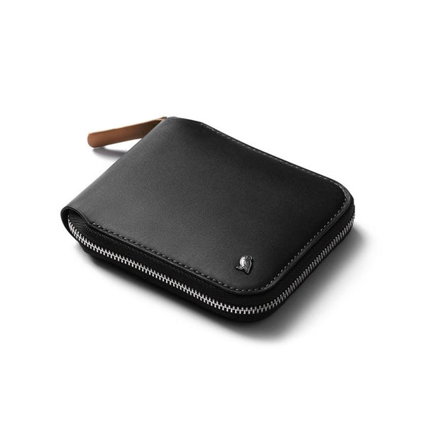 Shop Online Bellroy Zip Wallet - Black | Benny's Boardroom