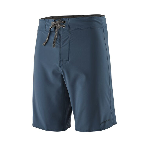 Shop Online Patagonia Men's Stretch Hydropeak Boardshorts 18 in. - Stone Blue 86695 SNBL | Benny's Boardroom