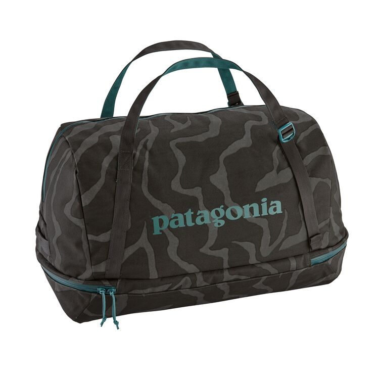 Buy Patagonia Planing Wet/Dry Duffel Bag 55L Online - Tiger Tracks Camo Back | Benny's Boardroom