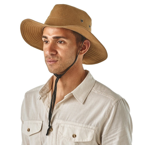Patagonia The Forge Sun Hat - Coriander Brown