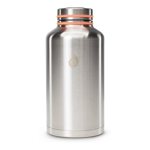 Shop Mizu V20 Insulated Drink Bottle - Stainless 2000ml | Benny's Boardroom