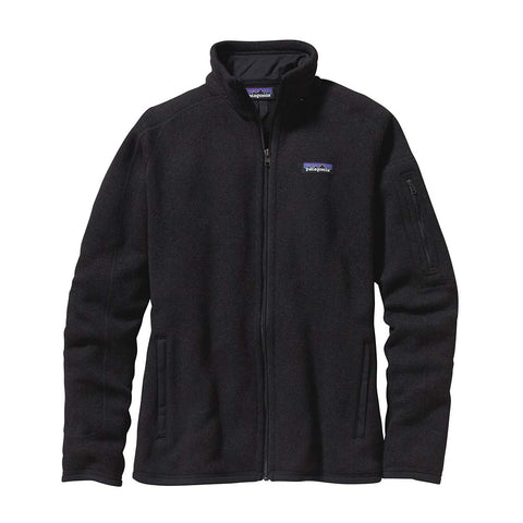 Patagonia Women's Better Sweater Jacket - Black