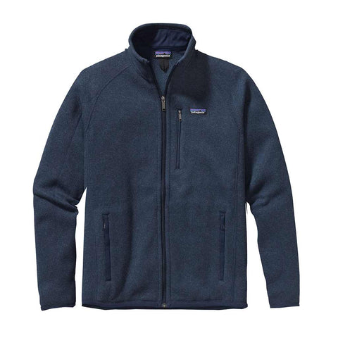 Shop Patagonia Men's Better Sweater Jacket Online - Classic Navy | Benny's Boardroom