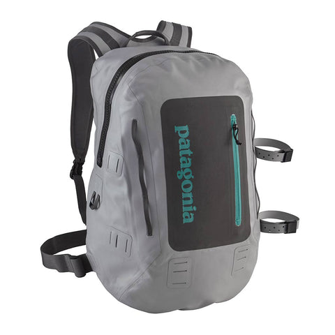Shop Patagonia Stormfront Pack 30L Waterproof Backpack - Drifter Grey | Benny's Boardroom