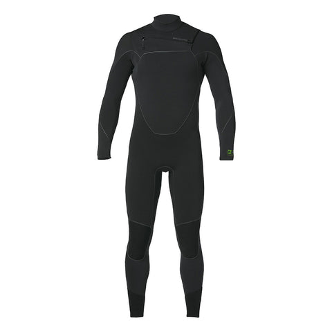 Shop Patagonia Mens R2 Yulex 3.5/3mm Front Zip Full Wetsuit - Black | Benny's Boardroom
