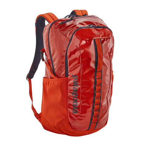 Shop Patagonia Black Hole Pack 30L Backpack - Paintbrush Red | Benny's Boardroom