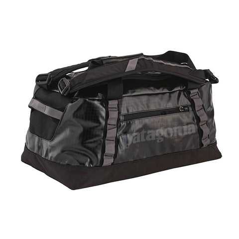 Shop Patagonia Black Hole Duffel Bag 45L - Black | Benny's Boardroom