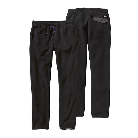 Buy Patagonia Men's Synch Snap-T Pants - Black w/Forge Grey | Benny's Boardroom