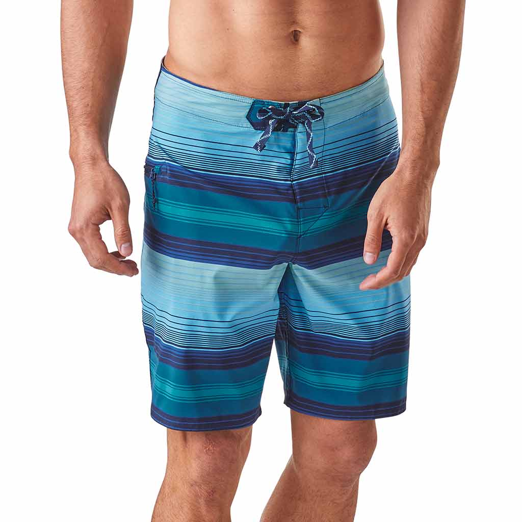 5bc7408d30 Patagonia Stretch Planing Board Shorts 20 in - Blanket Stripe/Big Sur –  Benny's Boardroom