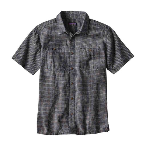 Buy Patagonia Back Step Shirt - Owens/Navy Blue Online | Benny's Boardroom