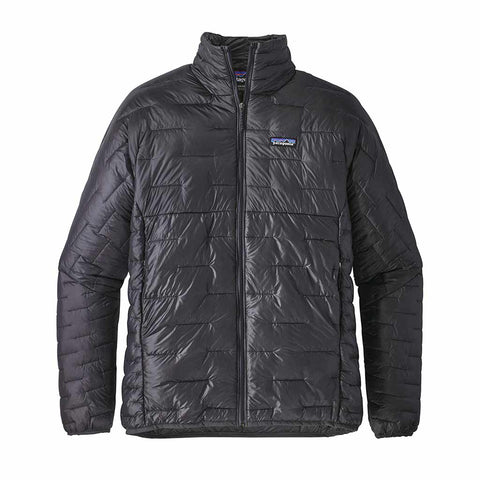 Shop Patagonia Men's Micro Puff Jacket Online - Forge Grey | Benny's Boardroom