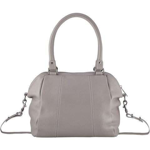 Shop Status Anxiety Force of Being Handbag -  Light Grey | Benny's Boardroom