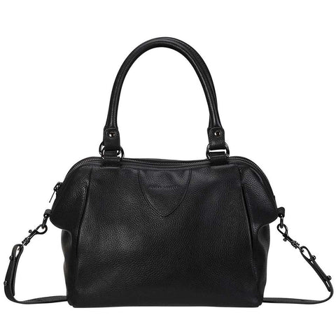 Shop Status Anxiety Force of Being Handbag - Black | Benny's Boardroom