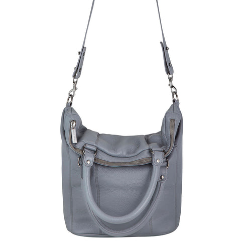 Shop Status Anxiety Some Secret Place Handbag -  Grey | Benny's Boardroom