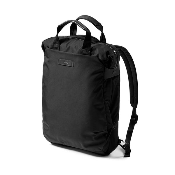 Buy Bellroy Bags Duo Totepack Backpack + Tote Bag - Black | Benny's Boardroom
