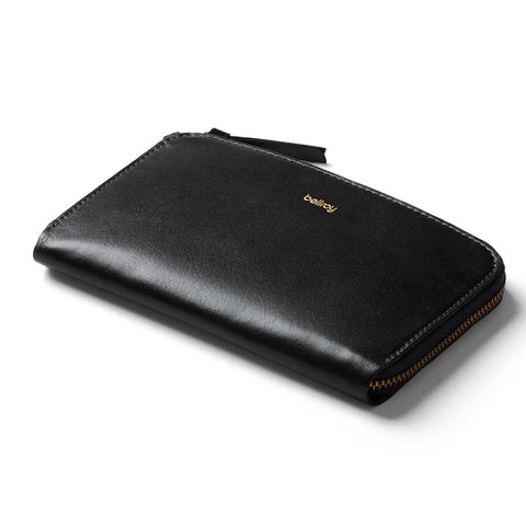 Shop Bellroy Pocket Women's Wallet -  Black | Benny's Boardroom
