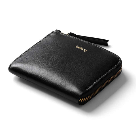 Shop Bellroy Pocket Mini Women's Wallet -  Black | Benny's Boardroom
