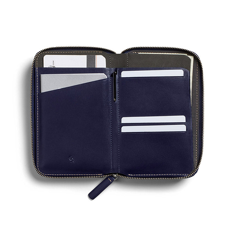 Buy Bellroy Travel Folio - Navy | Benny's Boardroom