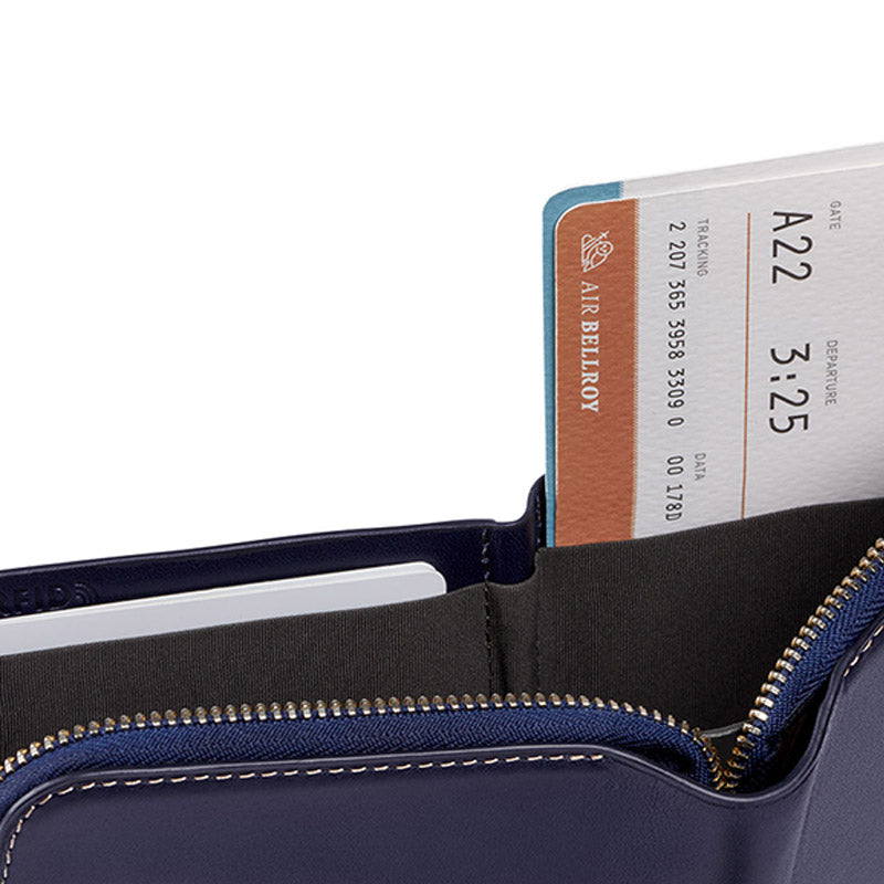 Bellroy Travel Folio Navy