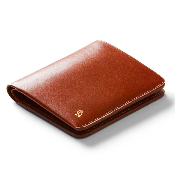 Shop Bellroy Note Sleeve Wallet Designers Edition - Burnt Sienna | Benny's Boardroom
