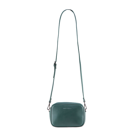 Status Anxiety Plunder Handbag - Green | Benny's Boardroom