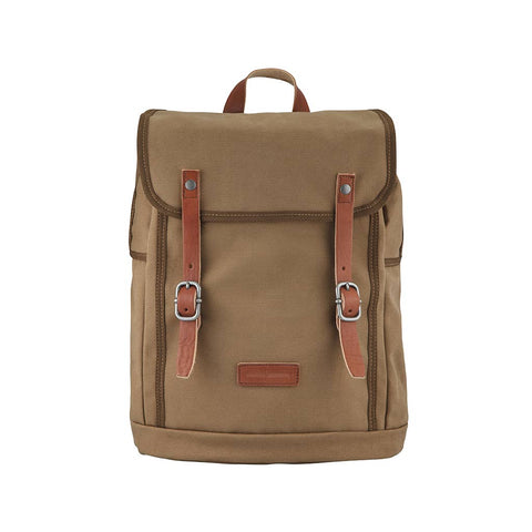 Shop Status Anxiety Rebellion Backpack - Camel | Benny's Boardroom