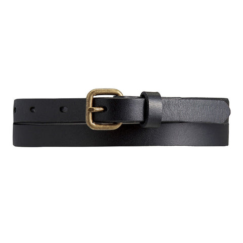 Shop Status Anxiety Only Lovers Left Women's Belt - Black | Benny's Boardroom