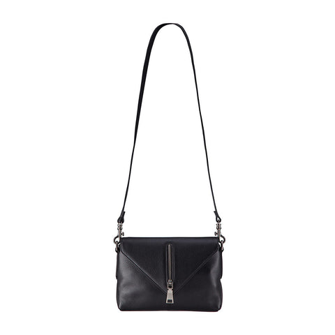 Buy Status Anxiety Exile Handbag - Black | Benny's Boardroom