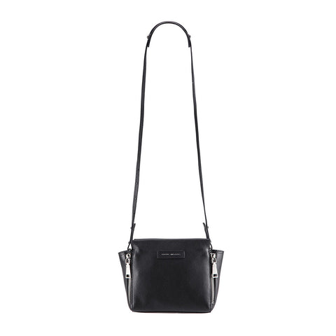 Shop Status Anxiety The Ascendants Handbag - Black Pebble | Benny's Boardroom