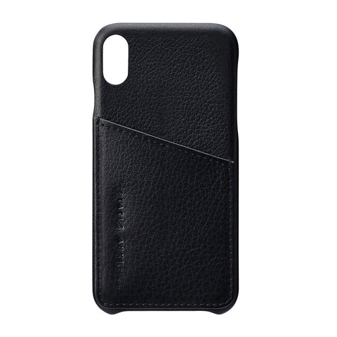 Shop Status Anxiety Hunter & Fox iPhone X/XS Case - Black | Benny's Boardroom