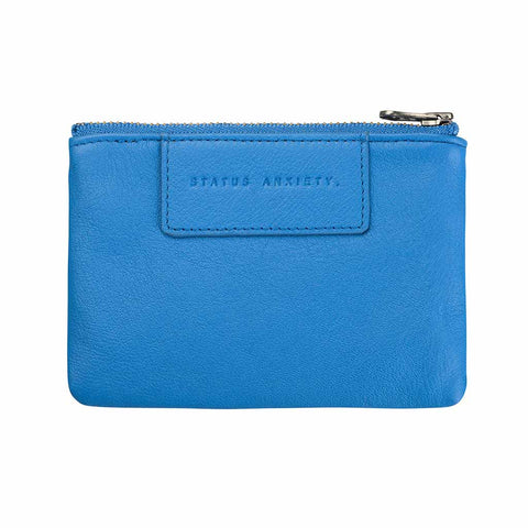 Shop Status Anxiety Anarchy Women's Wallet - Surf Blue | Benny's Boardroom