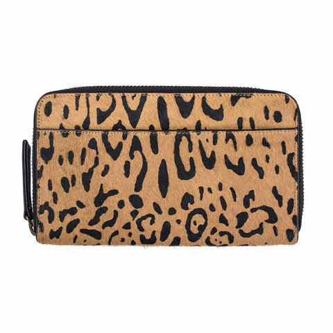 Shop Status Anxiety Delilah Women's Wallet - Leopard | Benny's Boardroom