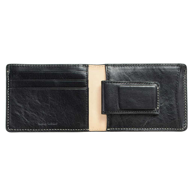 Buy Status Anxiety Ethan Men's Wallet - Black | Benny's Boardroom