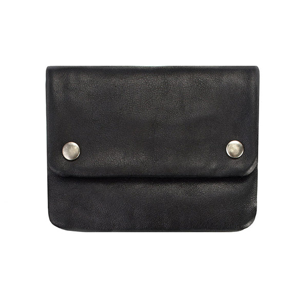 Shop Online Status Anxiety Norma Women's Wallet - Black | Benny's Boardroom