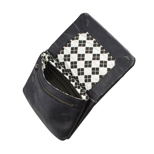 Buy Status Anxiety Norma Women's Wallet Online - Black | Benny's Boardroom