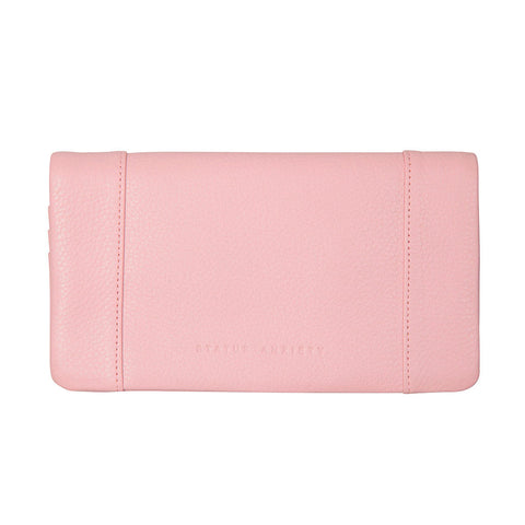 Status Anxiety Some Type of Love Wallet - Soft Pink
