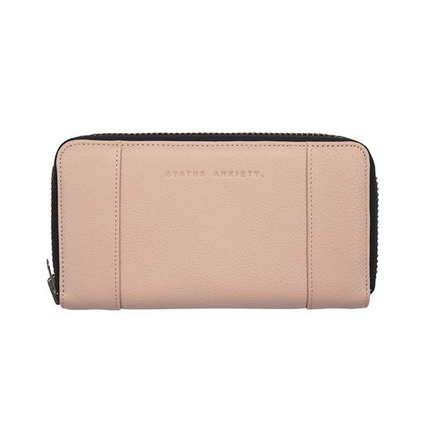 Buy Status Anxiety State of Flux Women's Wallet - Dusty Pink | Benny's Boardroom