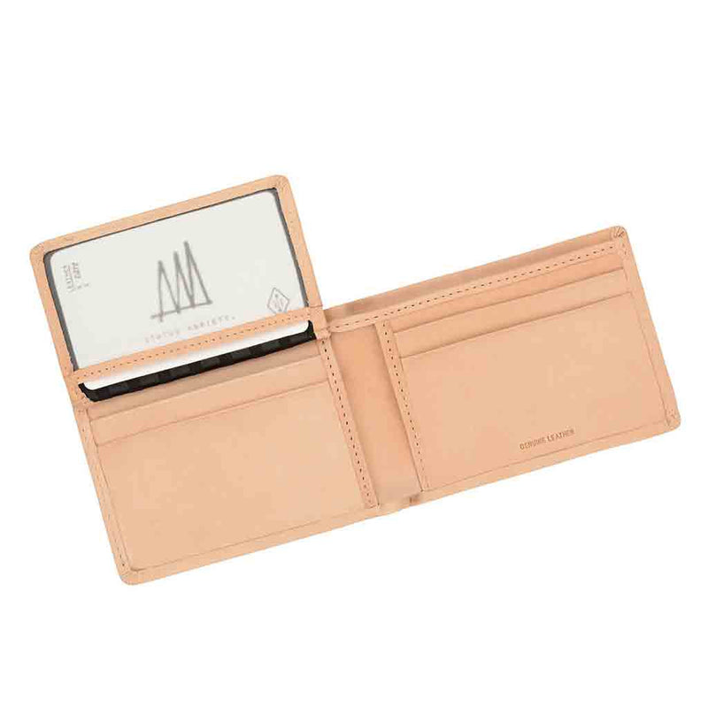 Buy Status Anxiety Jonah Wallet - Tan | Benny's Boardroom