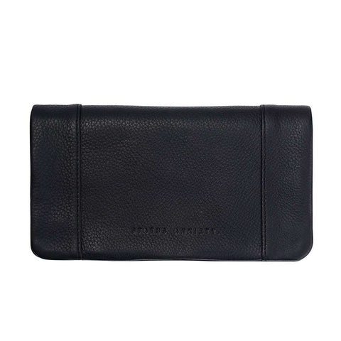 Shop Status Anxiety Some Type of Love Wallet - Black | Benny's Boardroom