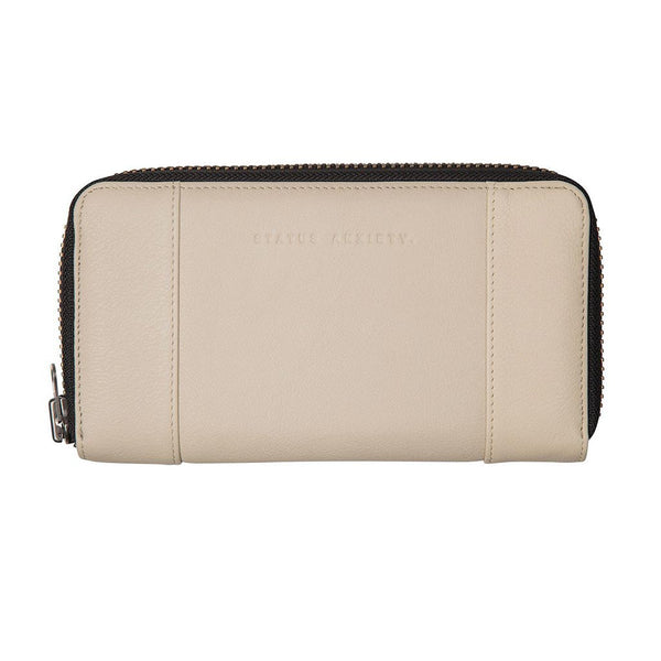 Shop Status Anxiety State of Flux Women's Wallet - Nude | Benny's Boardroom
