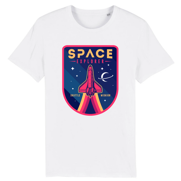 T-Shirt Space Explorer - Billie Gio