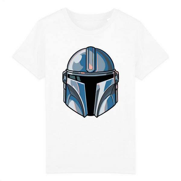 T-Shirt Enfant Mandalorian - Billie Gio