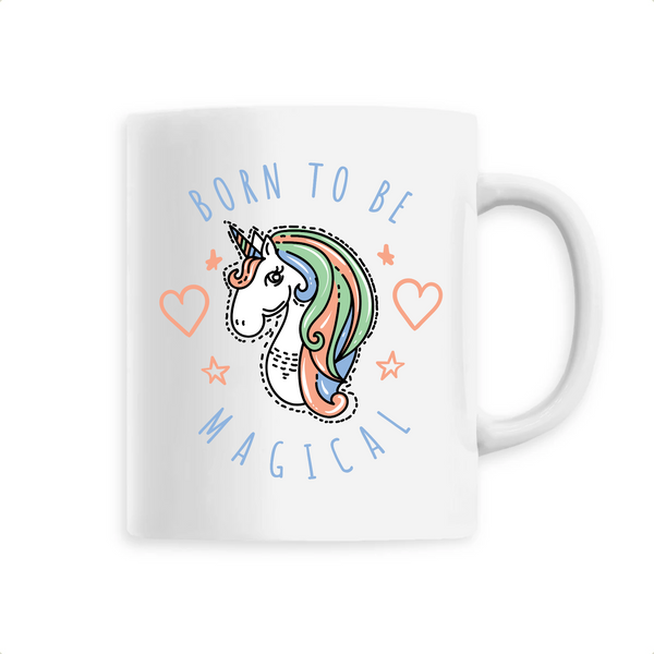 Mug Born To Be Magical - Billie Gio